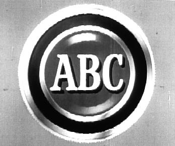ABC TV network lens logo (1948 - ?)