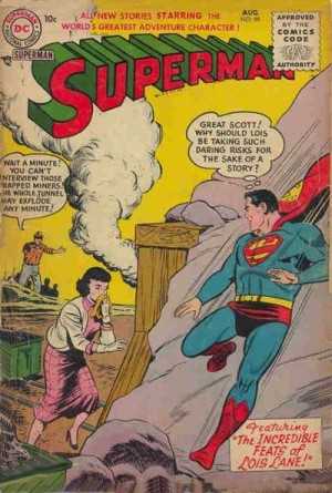 Superman, 1955