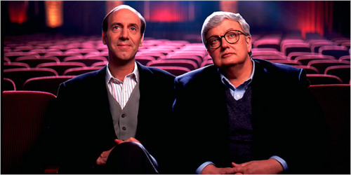 Gene Siskel and Roger Ebert At the Movies