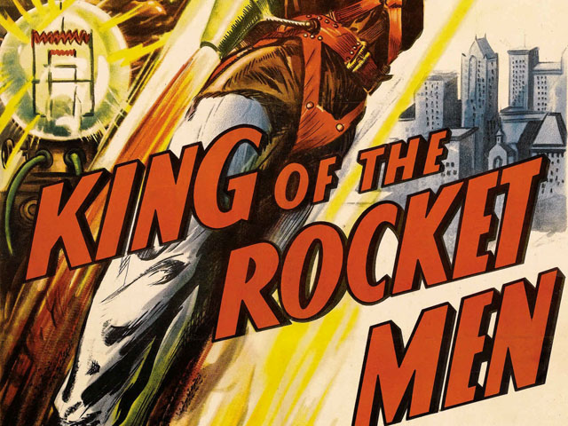 "Saturday Serials: ""Plunging Death"" (King of the Rocket Men, Chap. 2)"