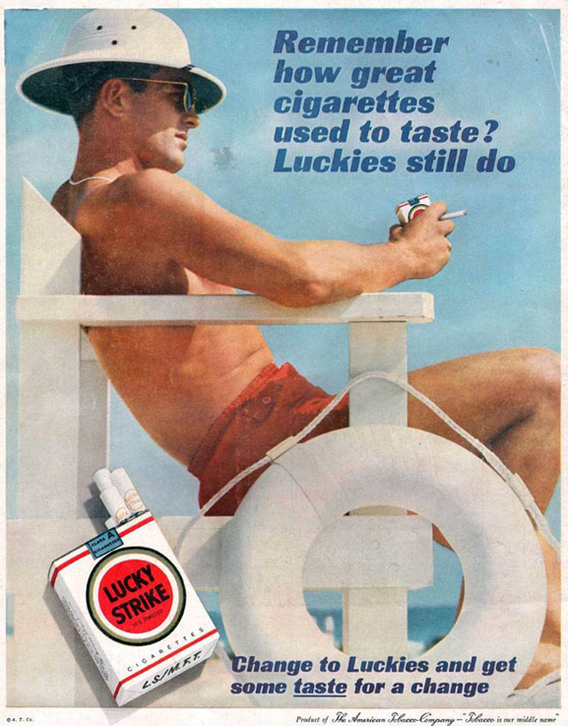 Lucky Strike, 1961