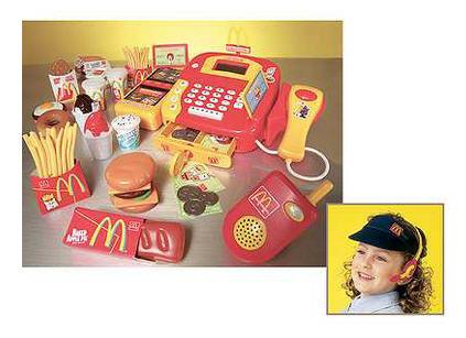McDonald's Playset