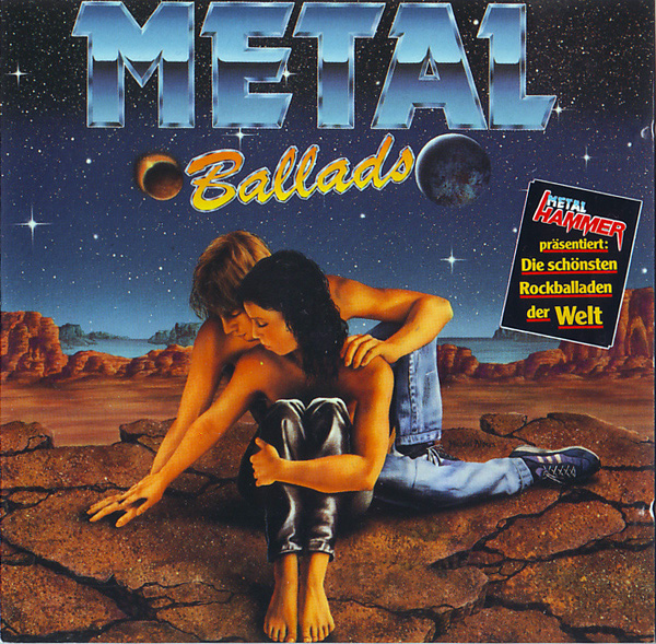 Metal Ballads, Vol. 1 (1988) album cover art