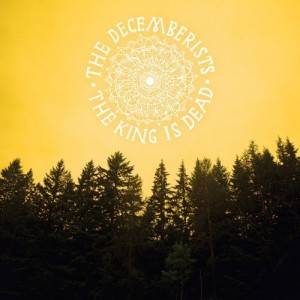The Decemberists - The King Is Dead album cover
