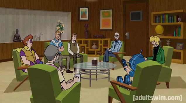 Venture Bros_Self Medication