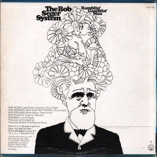 The Bob Seger System, Ramblin' Gamblin' Man