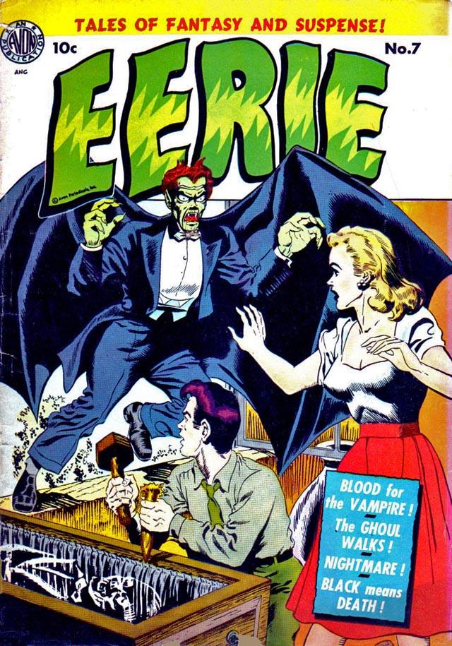 Eerie #7 - June-July 1952