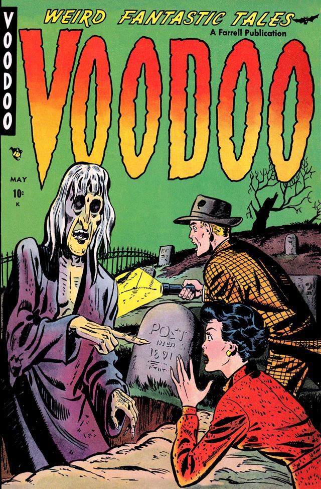 Voodoo #1 - May 1952