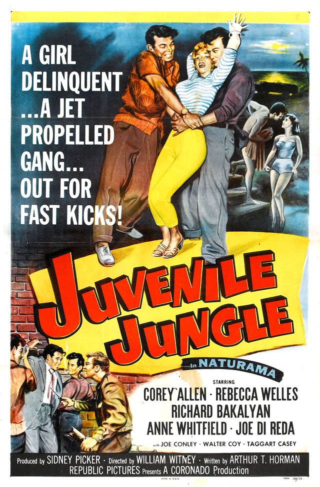 Juvenile Jungle (1958)