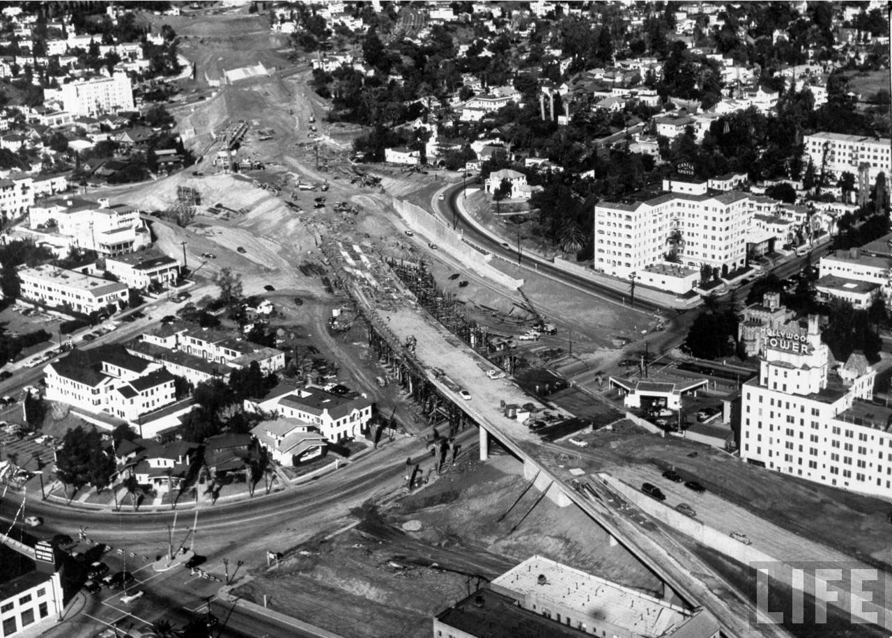 Los Angeles Development Boom of the 1950s