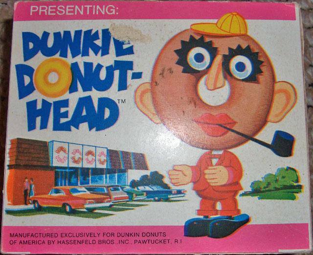 Dunkie Donut Head