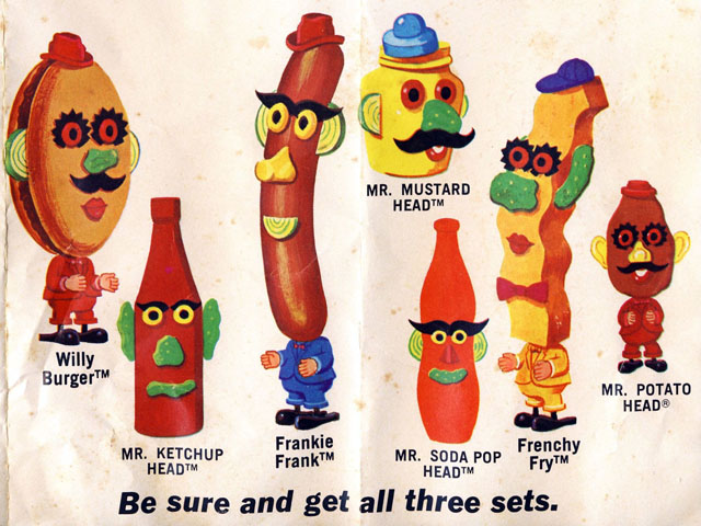 Meet the Mr. Potato Head Toy Family