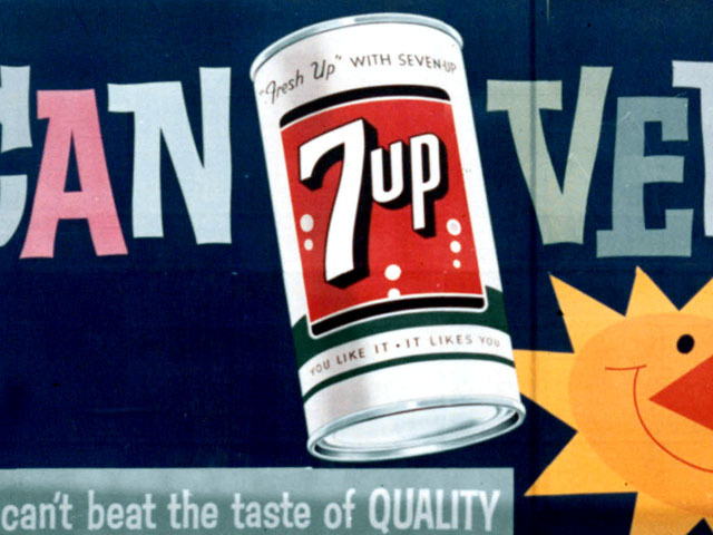 Beautiful Billboards #1: 7 Up Is Canvenient