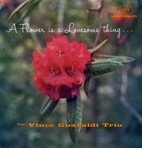 A Flower Is a Lovesome Thing album cover