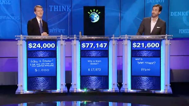 IBM's Watson on Jeopardy! with Ken Jennings and Brad Rutter