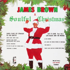James Brown – A Soulful Christmas (1968)