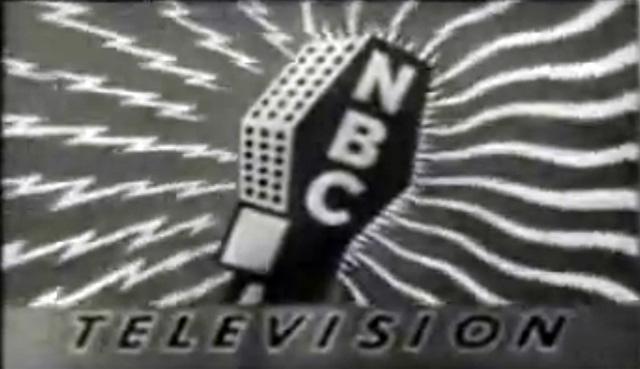 NBC Microphone Logo (1940s)