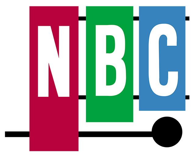 NBC Color Xylophone Logo (1954 - 1959)