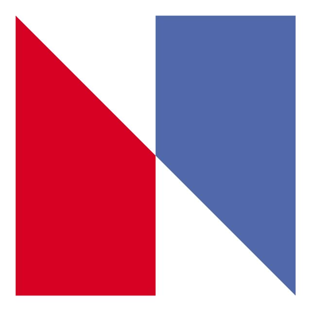 NBC Trapezoid N Logo (1976 - 1979)