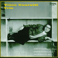 Vince Guaraldi Trio album cover
