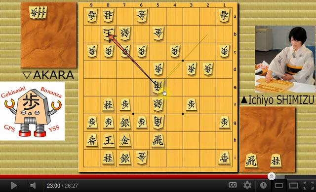 Akara 2010 Shogi (Japanese Chess) Computer