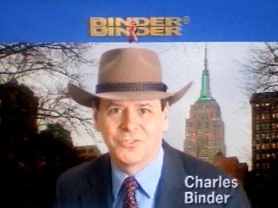 Charles Binder (Binder & Binder)