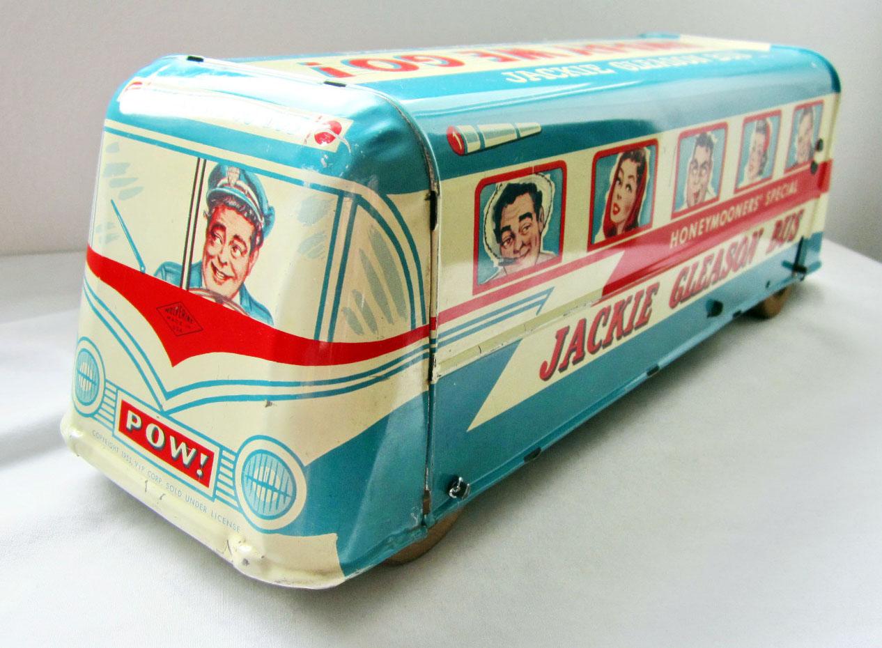 1955 Honeymooners' Special Jackie Gleason Bus by Wolverine