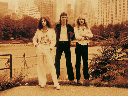 Rush, circa 1974