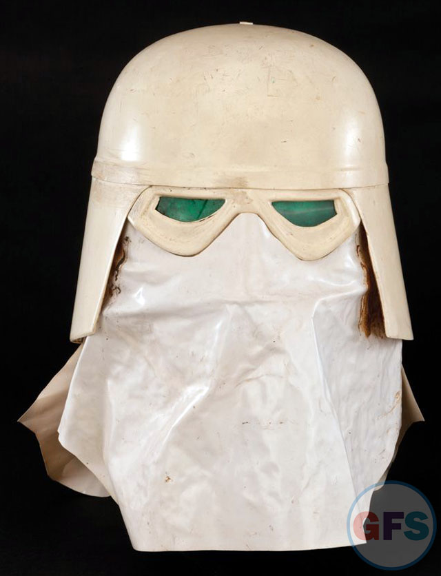 The Empire Strikes Back Snowtrooper helmet