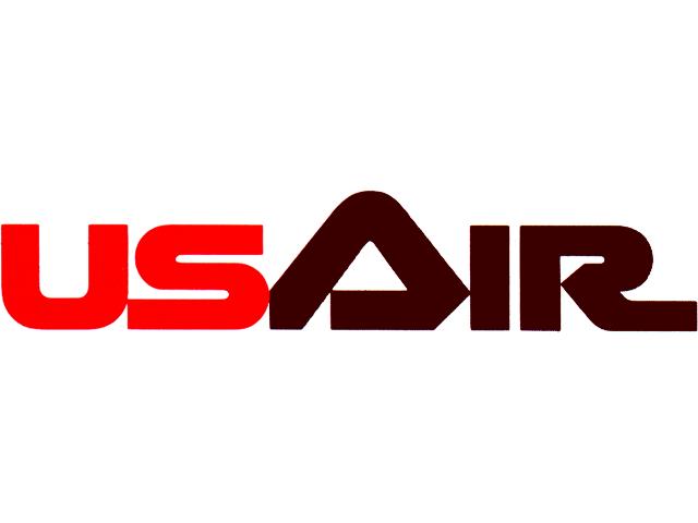USAir logo (1979-1989)