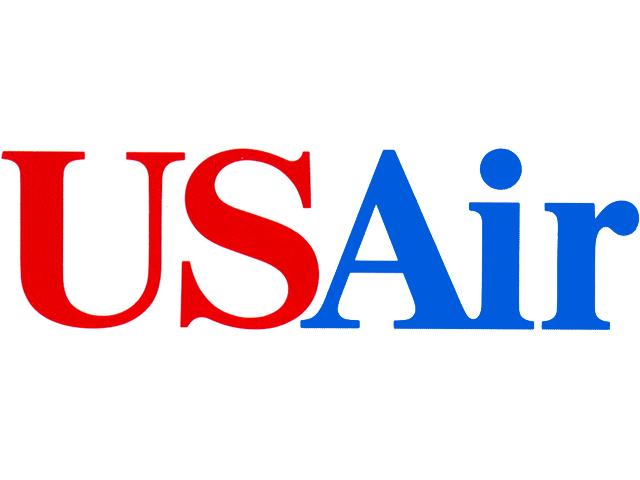 USAir logo (1989-1997)