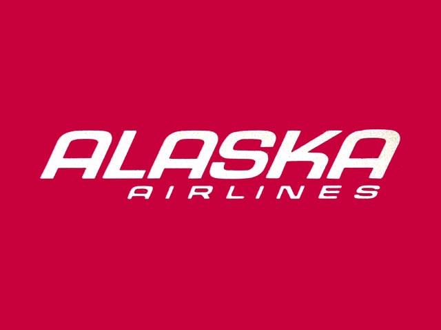 Alaska Airlines logo (1966-1972)