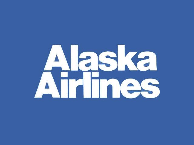 Alaska Airlines logo (1972-1990)