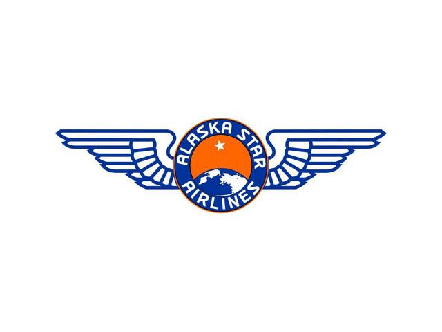 Alaska Star Airlines logo (1942-1943)