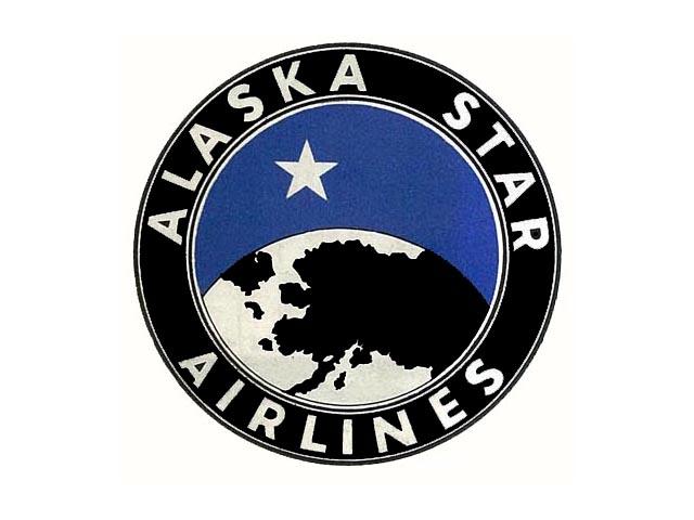 Alaska Star Airlines logo (1943)