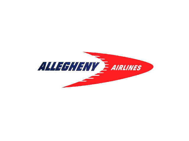 Allegheny Airlines logo (1954-1961)