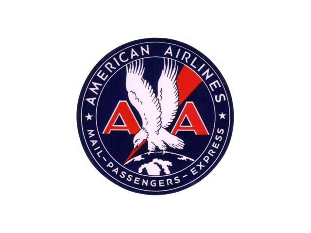 American Airlines logo (1934-1945)