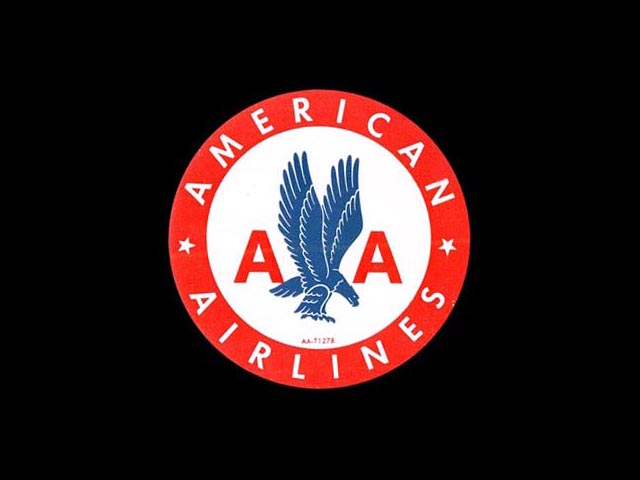 American Airlines logo (1945-1962)