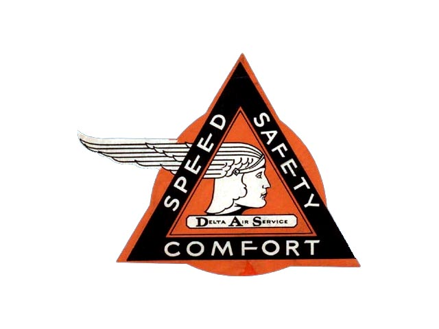 Delta Air Service logo (1929-1930)