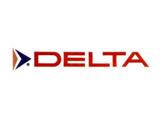 Delta Air Lines logo (1959-1968)