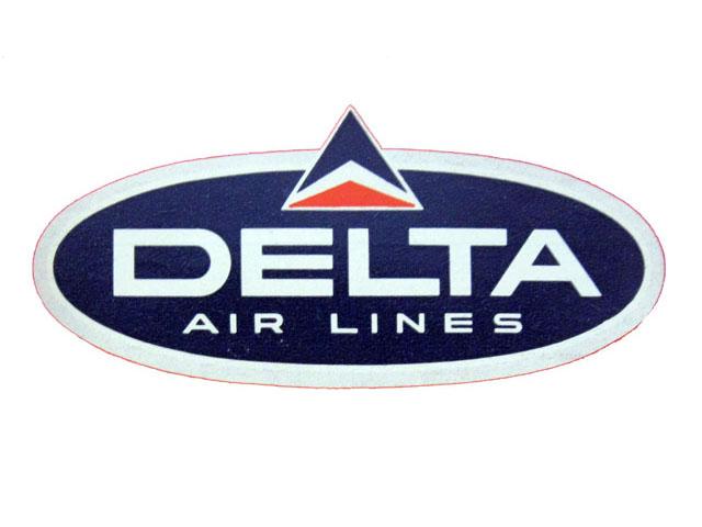 Delta Air Lines logo (1960s)