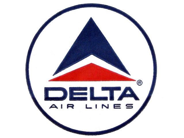 Delta Air Lines logo (1963-1993)
