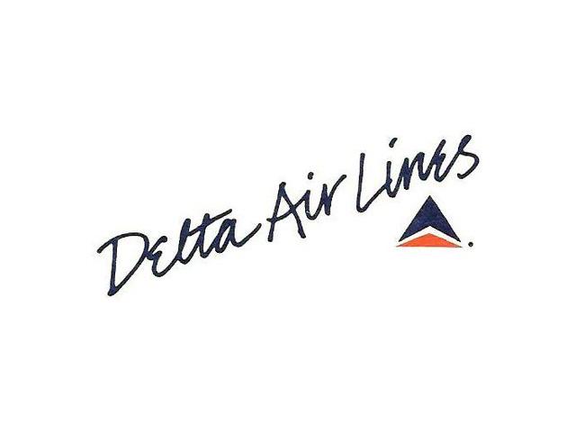 Delta Air Lines logo (1985)