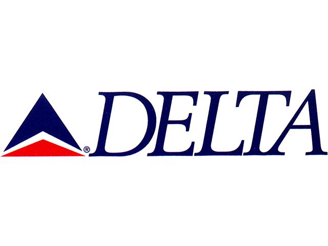 Delta Air Lines logo (1987-1995)