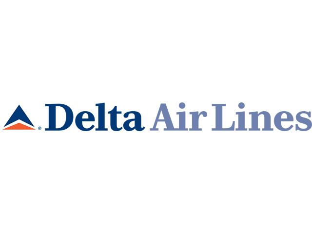 Delta Air Lines logo (1995-2000)