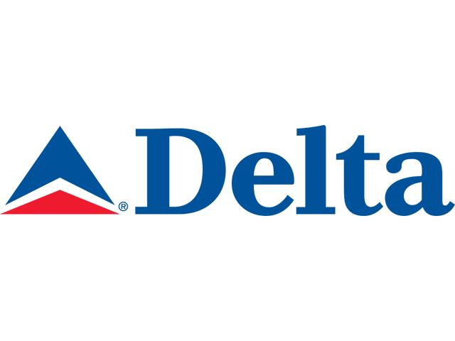 Delta Air Lines logo (2004-2007)