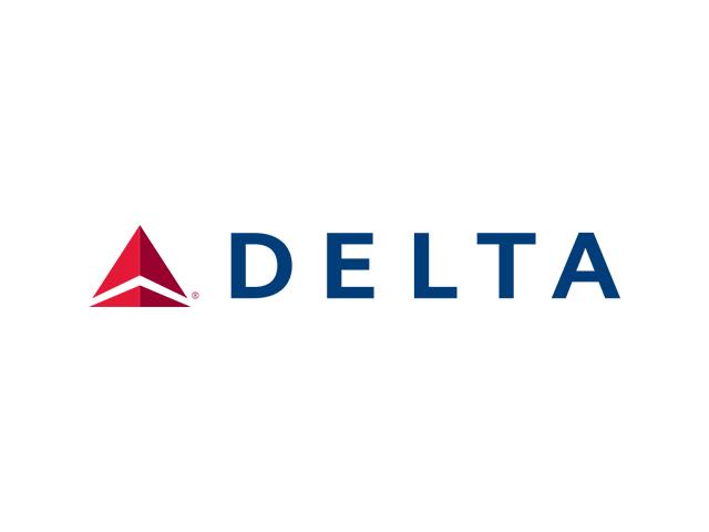 Delta Air Lines logo (2007-present)