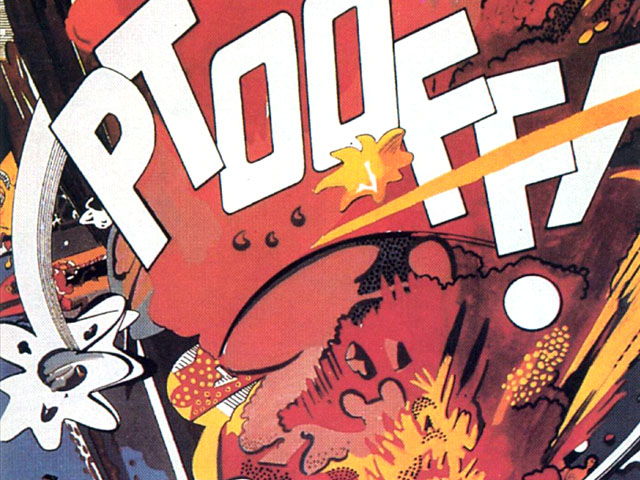 Album Cover of the Week: The Deviants, Ptooff!