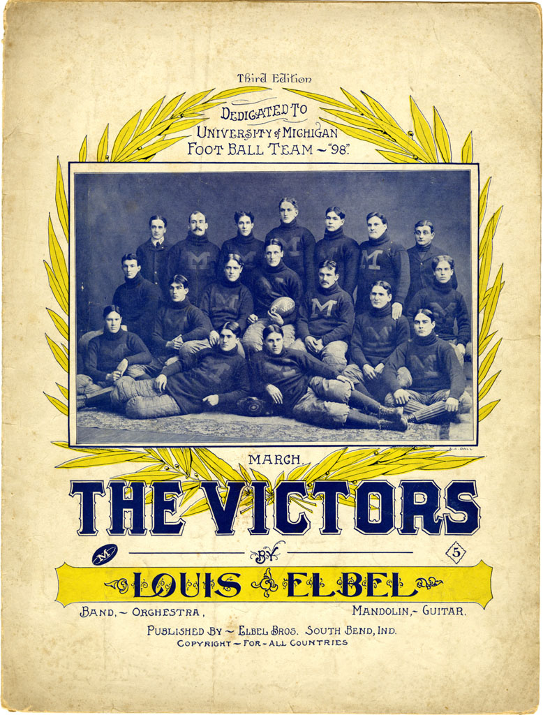 """The Victors"" -  Louis Elbel, 1899"