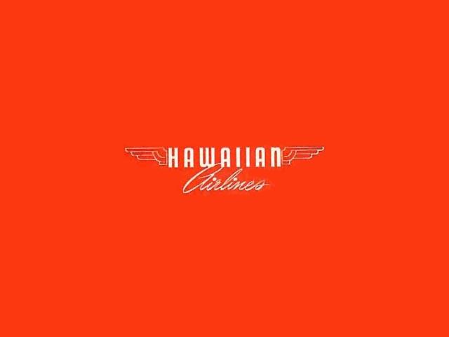 Hawaiian Airlines logo (1950)